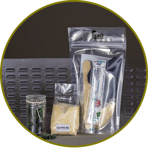 Febo Gummie Kit - Product FEBO - 1227