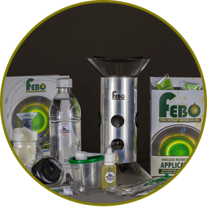 Febo Oil Kit - Product FEBO - 1212